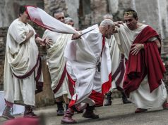 Ides of March: Rome remembers Julius Caesar
