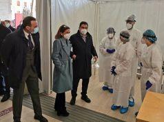 Rome university La Sapienza offers students free covid-19 tests