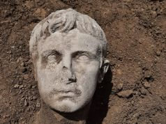 Italy: Marble head of Emperor Augustus unearthed in Molise