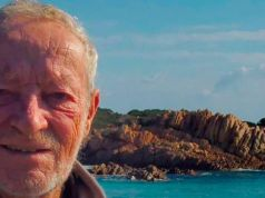 Italy's Robinson Crusoe leaves paradise island after 32 years of hermit life