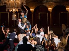 Rome Opera House stages film-opera of La Traviata