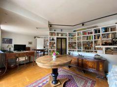 Rome, Italy: Sunny apartment for rent in elegant Parioli area