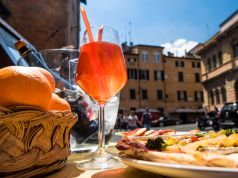 The Aperitivo, an Italian tradition