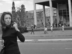 Oriana Fallaci,  the most influential and controversial Italian female journalist