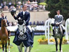 Rome welcomes back Piazza di Siena horse show