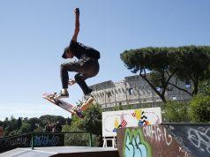 Rome hosts Street Skateboarding World Championships