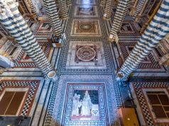 Italy: Siena Cathedral unveils beautiful mosaic floors