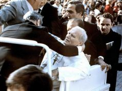 The day Pope John Paul II was shot in St Peter's Square