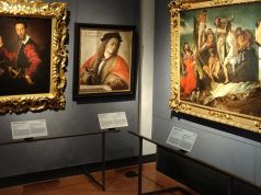 Florence: Uffizi opens new rooms and unveils lost frescoes