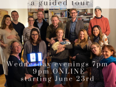 Giving Birth ~ A Guided Tour