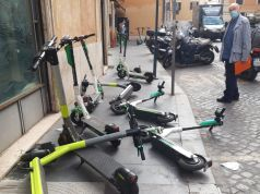 Italian consumer group files complaint over Rome electric scooters