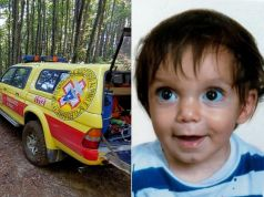 Italy search for missing toddler in Tuscany