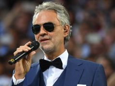 Euro 2020: Andrea Bocelli to sing in Rome stadium for opening game