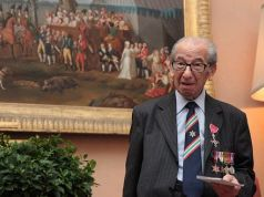 British vote campaigner and war veteran in Italy Harry Shindler awarded OBE