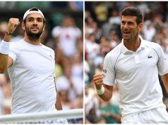 Italy's Berrettini comes second in Wimbledon final