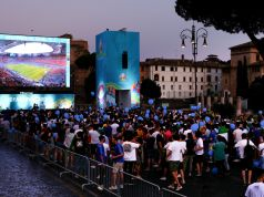 Italy-England: Where to watch the Euro 2020 final in Rome