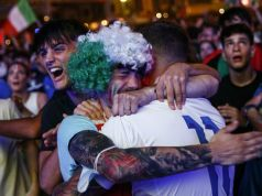 Euphoria on streets of Rome as Italy head to Euro 2020 final