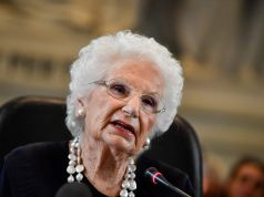 Rome honours Holocaust survivor, paralysed swimmer and Unknown Soldier