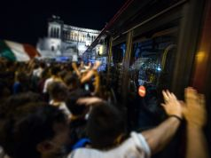 Italy-England: Rome buses stop early for Euro Final