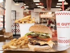 Five Guys to open in Rome Termini station