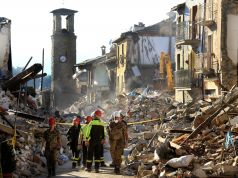 Italy PM visits Amatrice 5 years after deadly earthquake