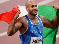 Italy's Olympic boss hits out at foreign media over Jacobs win