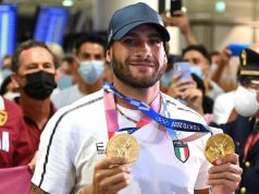 Jacobs: Fastest Man in the World is back in Rome