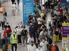 Rome Fiumicino airport reopens Terminal 1