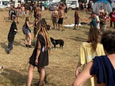 Police set to break up 'out of control' rave near Rome