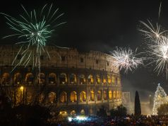 Happy New Year in Italian
