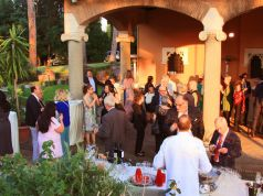 Canadian Club of Rome season opening party