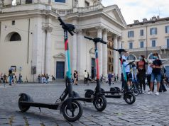 Rome electric scooter user killed in crash as calls grow in Italy for safety rules