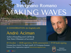 Evening with Andre Aciman