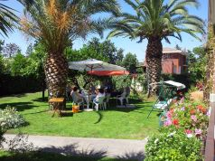 141sqm house with 350sqm garden near the beaches of Rome