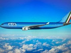 ITA Airways: Italy's new national airline unveils blue livery