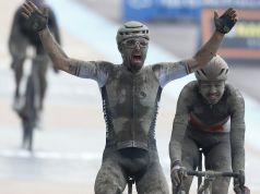 Italy's Sonny Colbrelli wins Paris-Roubaix race