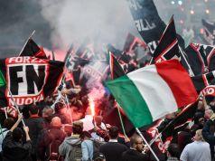 Italy police block Forza Nuova website amid calls to ban neo-fascist group