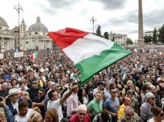 Italy braced for protests over new Green Pass rules for workers