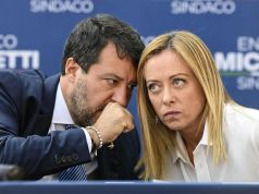 Italy right-wing parties rocked by scandals ahead of local elections