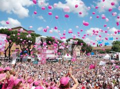 Komen Race for the Cure returns to Rome