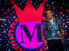 Mika to present the Eurovision in Italy?