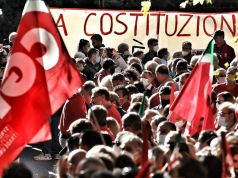 Green Pass: Italy trade unions hold Rome rally against fascism