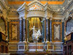 Rome restores Bernini's beloved Cornaro Chapel