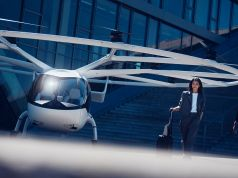 VoloCity: Rome's Fiumicino airport to bring flying taxi drones to Italy