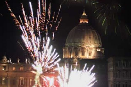 New Year's Eve in Rome