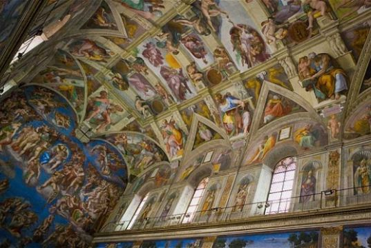 Vatican Museums free on last Sunday each month