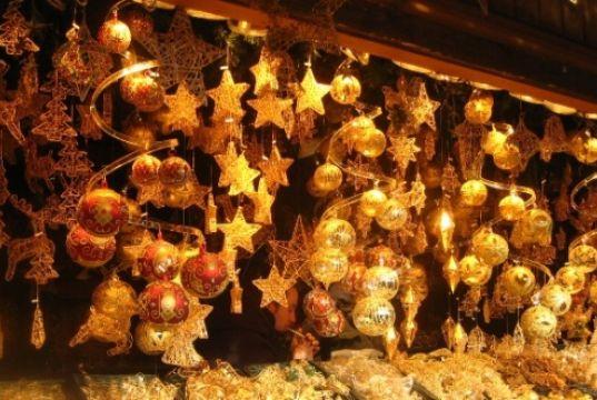 Austrian Christmas market in Rome
