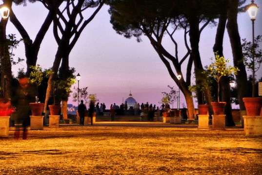 Rome's Giardino degli Aranci to be restored
