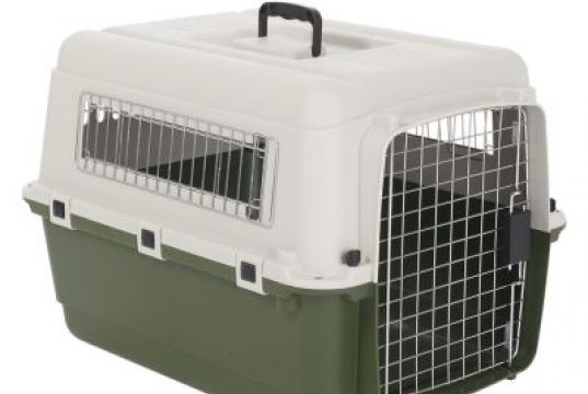 Cat or small dog transport crate S/IATA