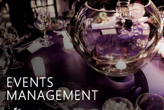 ESE Short course EVENTS MANAGEMENT_intake Sept 2017